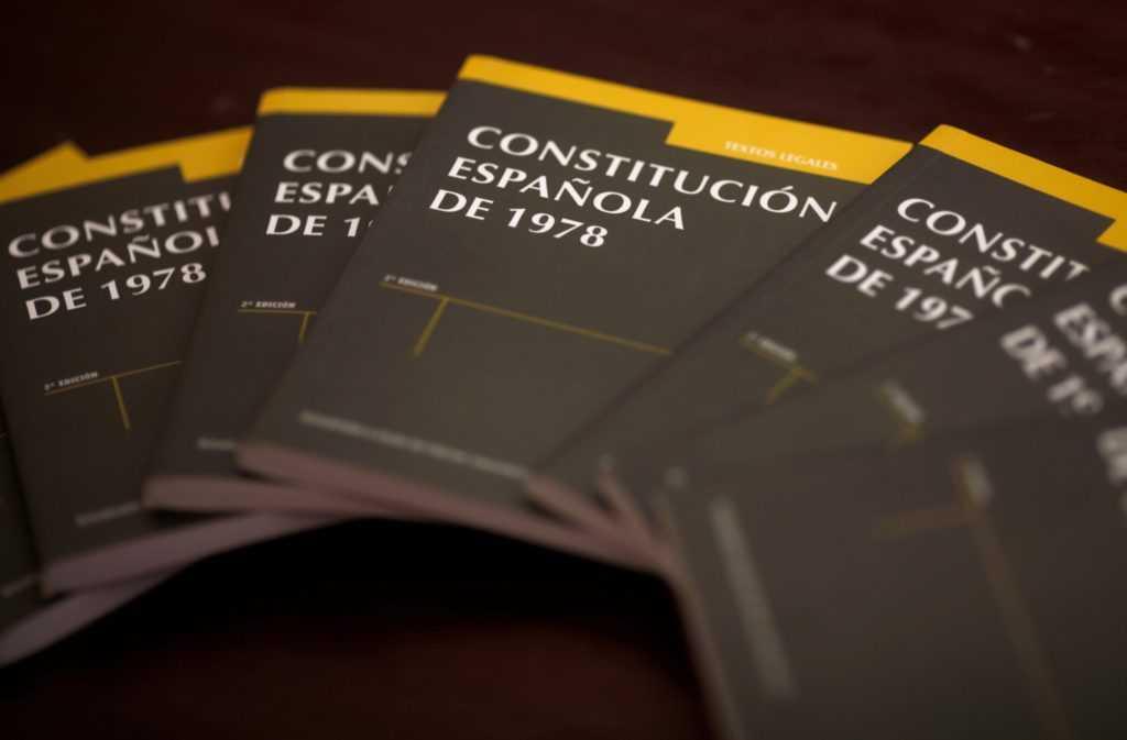constitucion española 1978