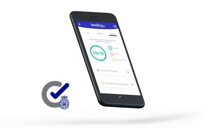 Policía Nacional app