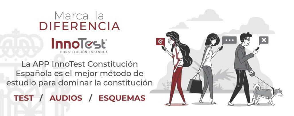 app test constitución española