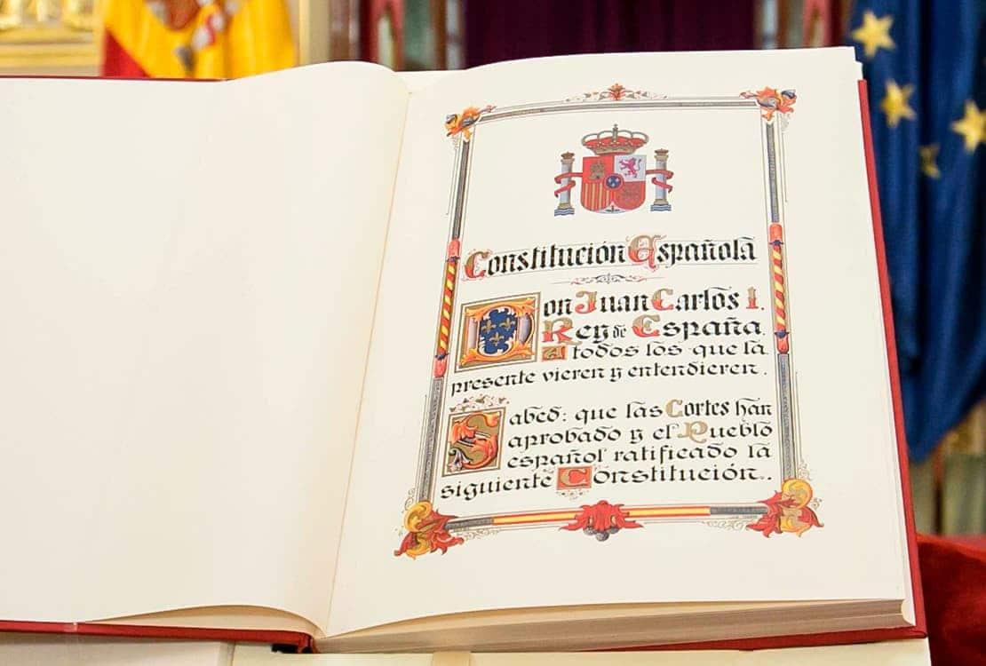 Qué es la Constitución