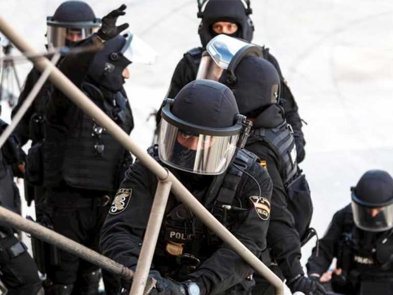Especialidades Policía Nacional