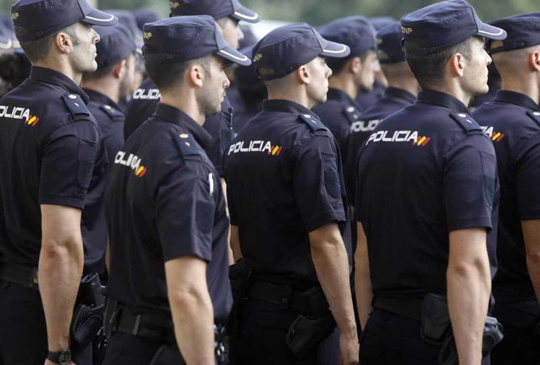 Escala Ejecutiva de la Policía Nacional
