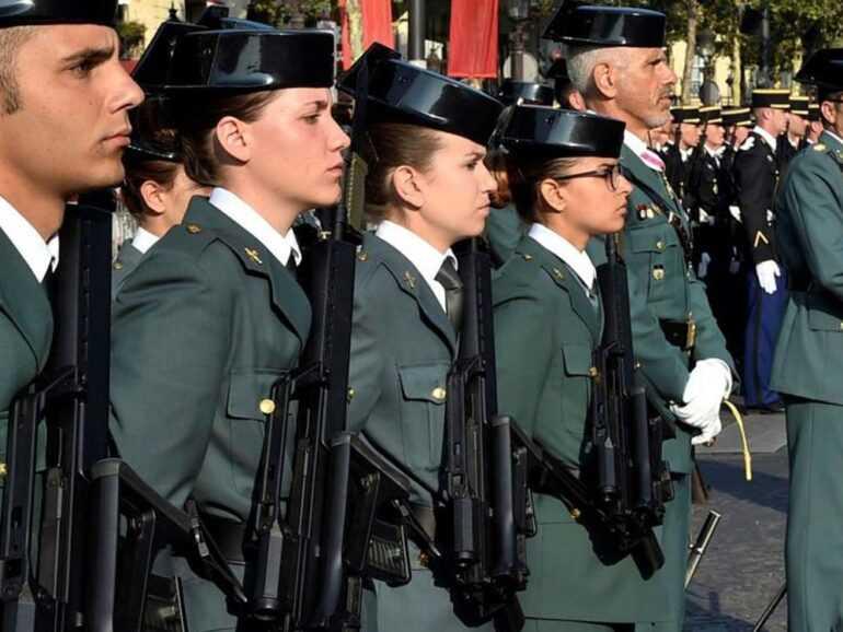Escala de la Guardia Civil