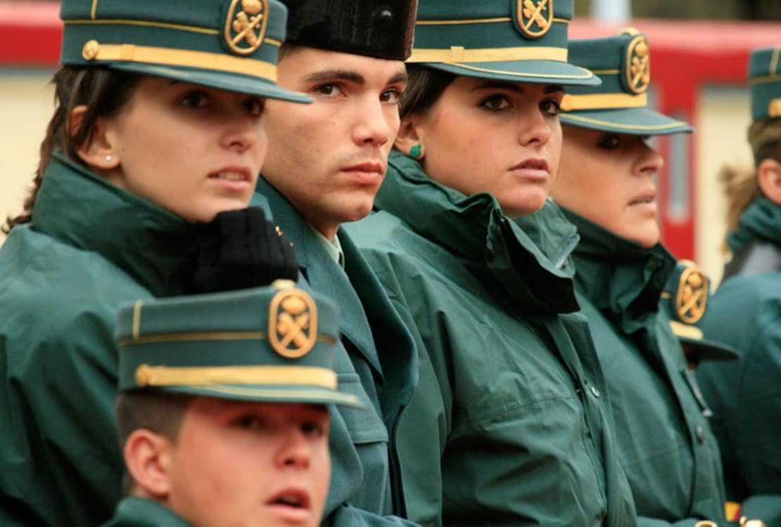 Guardia civil - Innotest