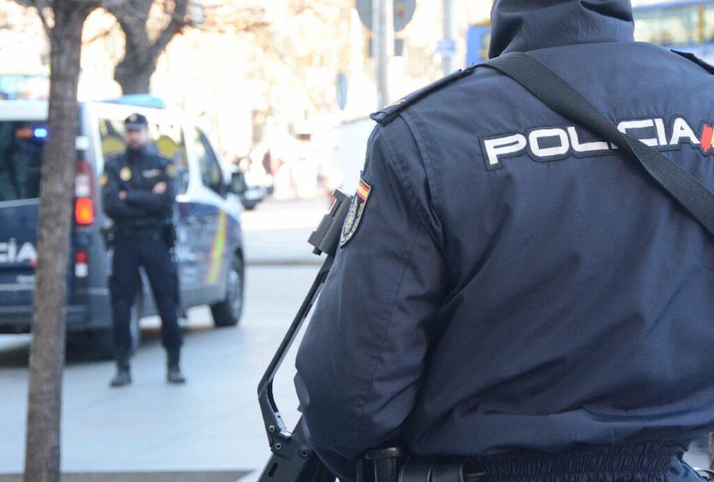 escala básica Policía Nacional