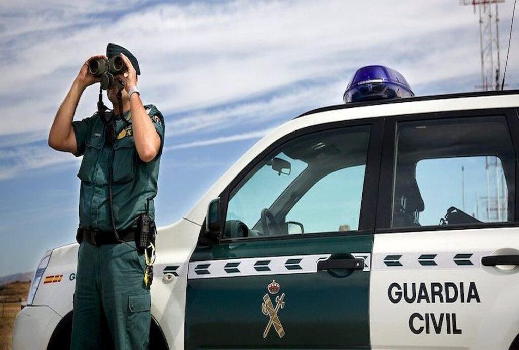 general guardia civil