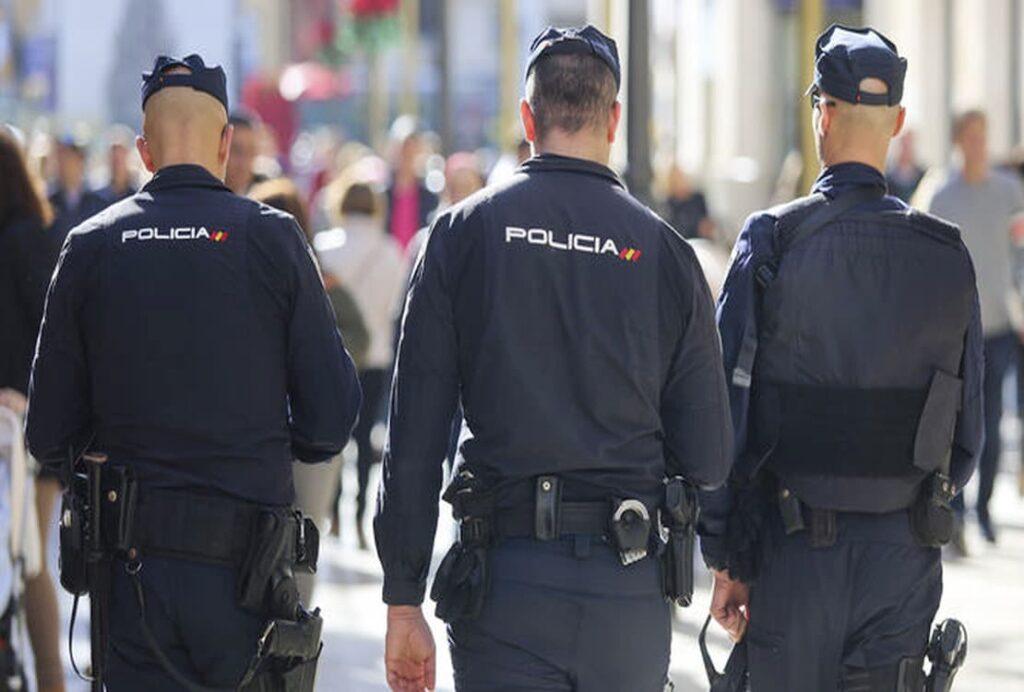 altura minima policia