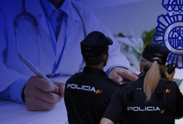 Estas son las nuevas exclusiones médicas de la Policía Nacional