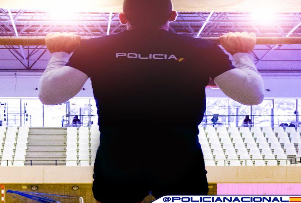 estudiar policia nacional