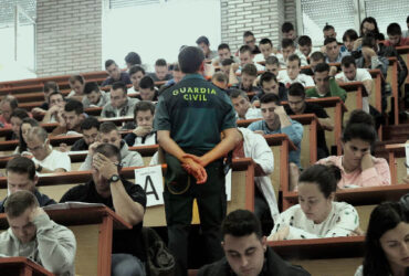 Oposiciones Guardia Civil: nuevo temario 2022
